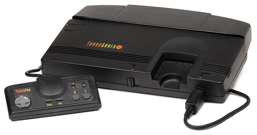 Turbo Grafx