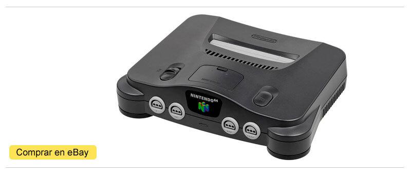 Comprar Nintendo 64 Ebay