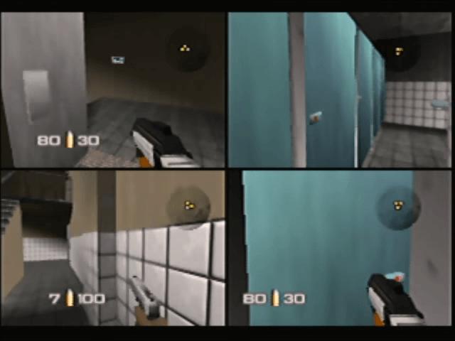 Golden Eye Multiplayer