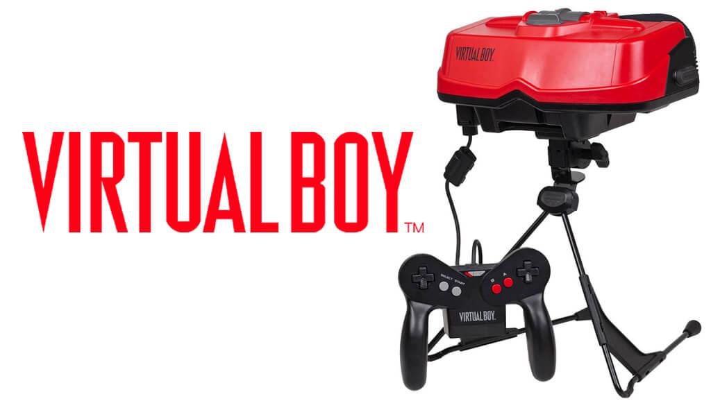 Virtual Boy de Nintendo