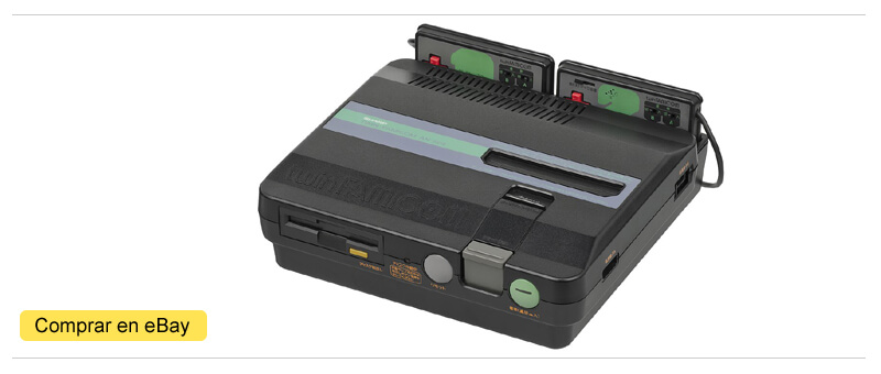 Comprar Twin Famicom