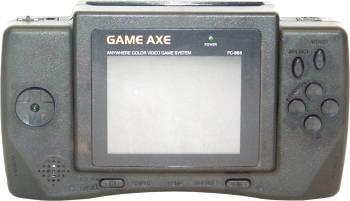 game axe