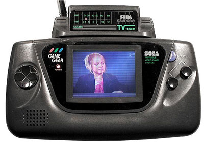 Game Gear TV