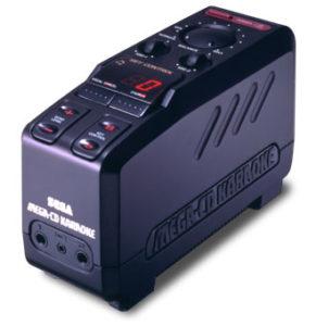 Mega CD Karaoke  Mega Drive