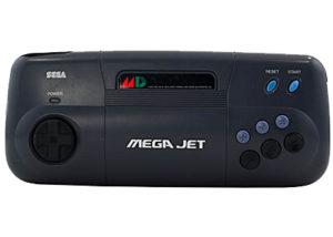 Mega Jet  Mega Drive