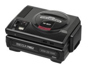 Mega CD  Mega Drive