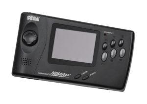 Nomad  Mega Drive