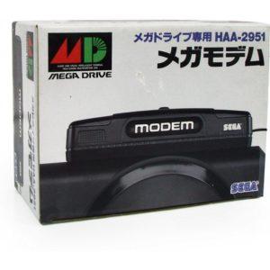 Sega Modem  Mega Drive