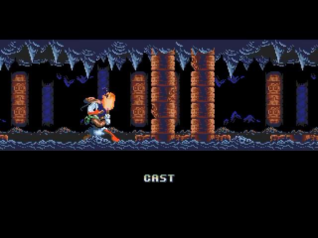 Quack Shot Starring Donald Duck Mega Drive