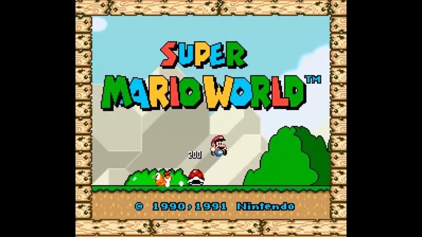 Juego de Super Nintendo