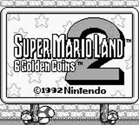 Super Mario Land 2 GB