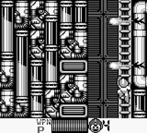 Megaman GB