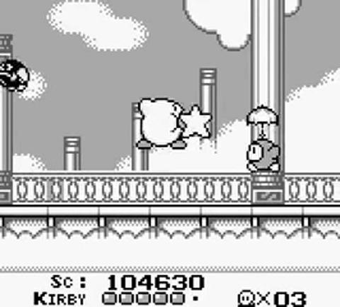Kirby Dream Land GB