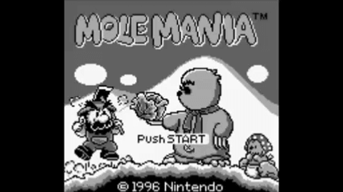 Mole Mania GB