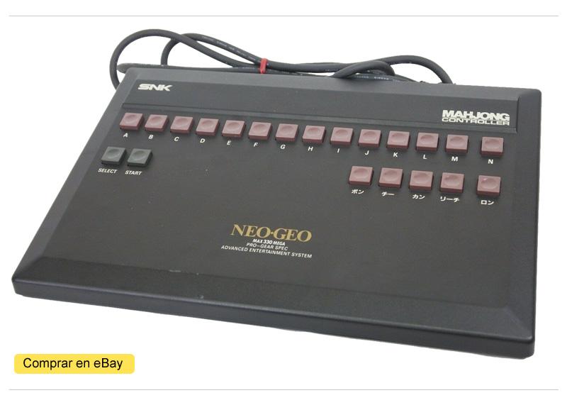 Comprar Neo Geo Mahjong controller