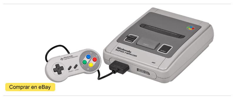 Comprar Super Nintendo