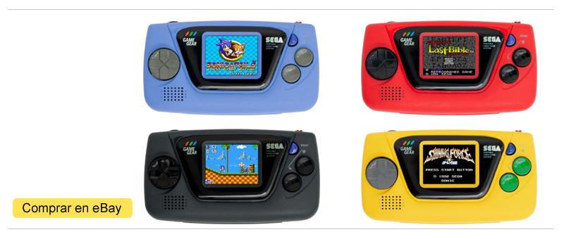 Comprar Game Gear Micro