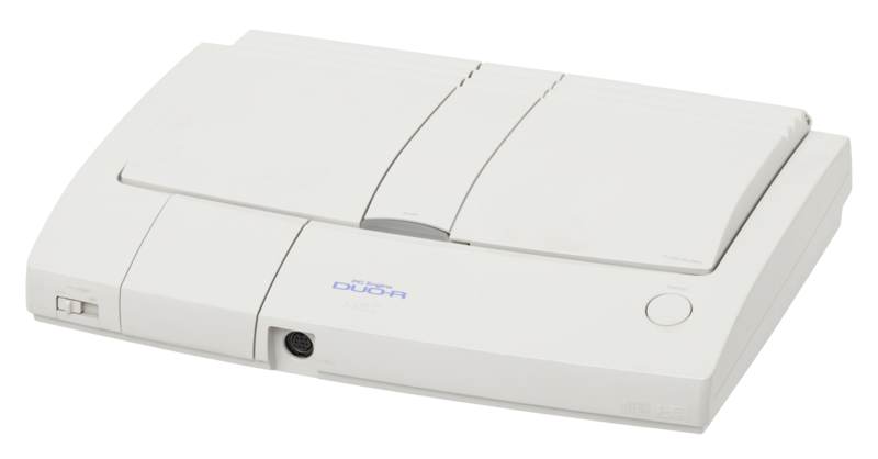 PC Engine Duo R