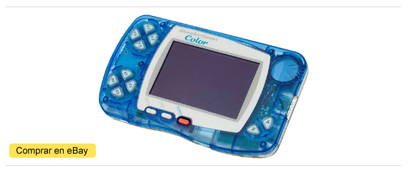 Comprar WonderSwan Color