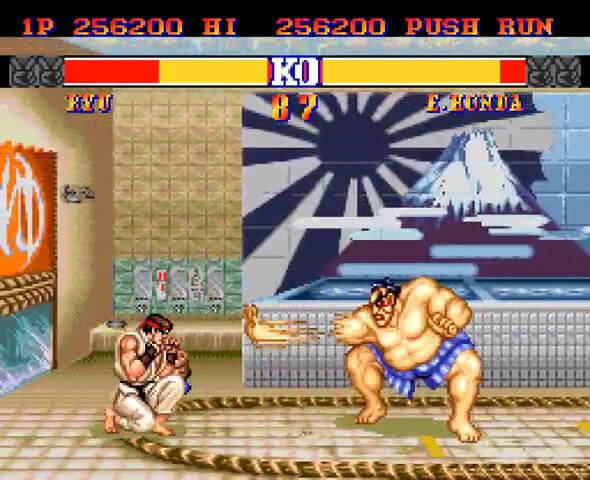 Street Fighter II´ Champion Edition