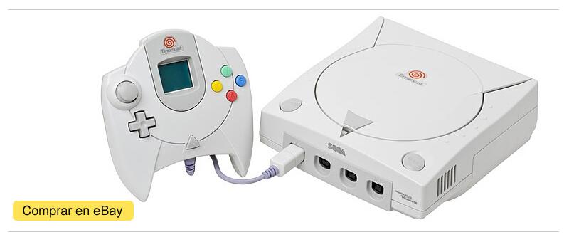 comprar Dreamcast