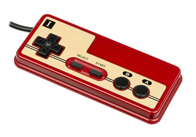 Pad Famicom