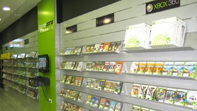 Videojuegos segunda mano
