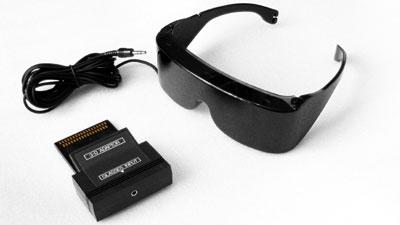 Sega 3D Glasses