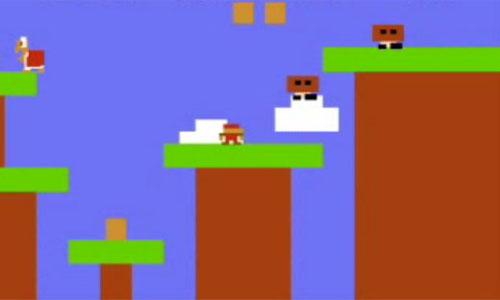 Mario Atari-2600