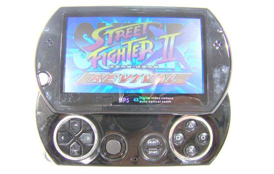 Clon PSP GO