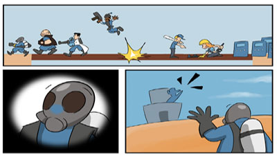 Comic videojuegos