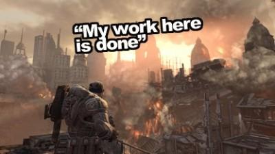 """""""Mi trabajo aquí ha terminado"""""""