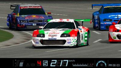 Gran Turismo 5 en la PSP
