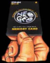 Neo Geo Card