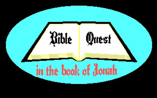 Bible Quest: The Book of Jonah