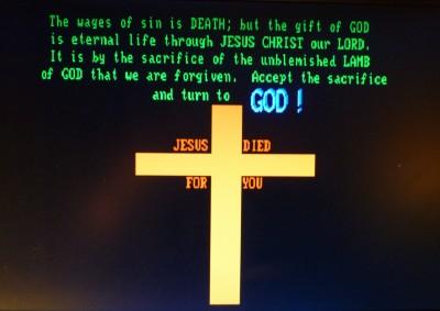 Cualquier medio es bueno para difundir la palabra de Dios