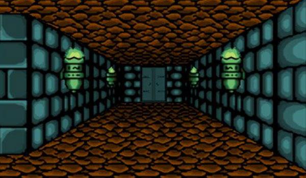 Laberintos en los videojuegos
