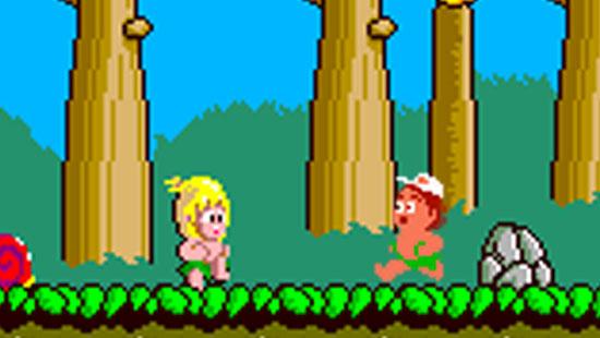 Wonder Boy / Adventure Island