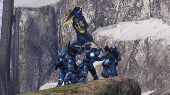Iwo Jima Halo