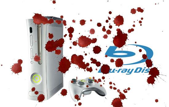 Xbox BluRay