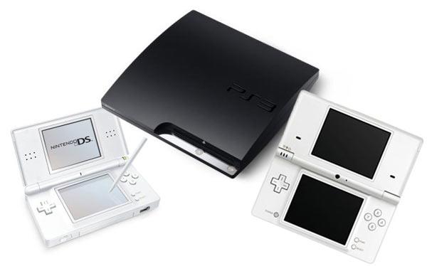 PS3 DSi DSLite