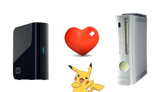 Xbox Disco Duro USB