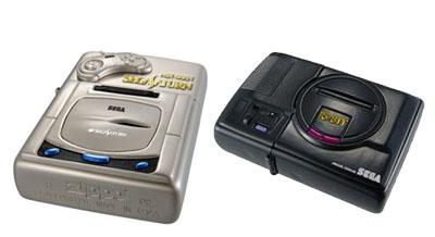 Sega Zippo