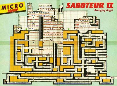 Mapa Saboteur 2
